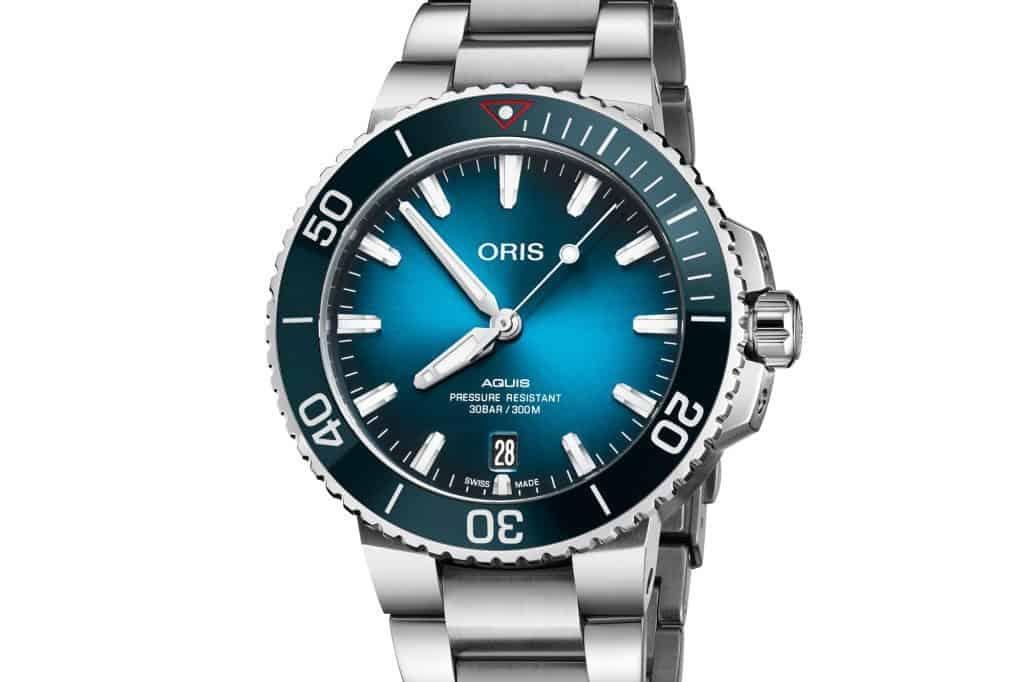 oris aquis Oris Clean Ocean Limited Edition