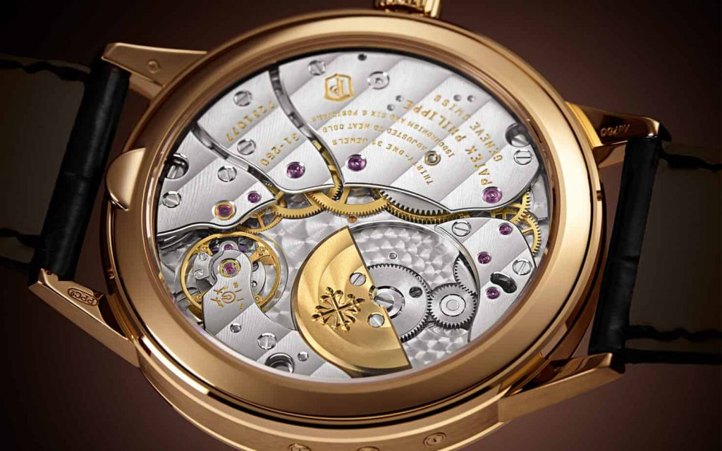patek philippe regulator 5235R rear