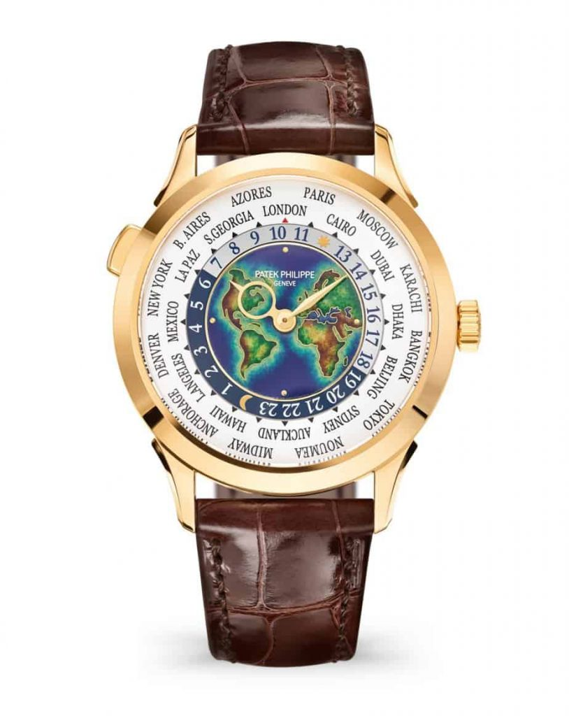 patek philippe world timer 5231J