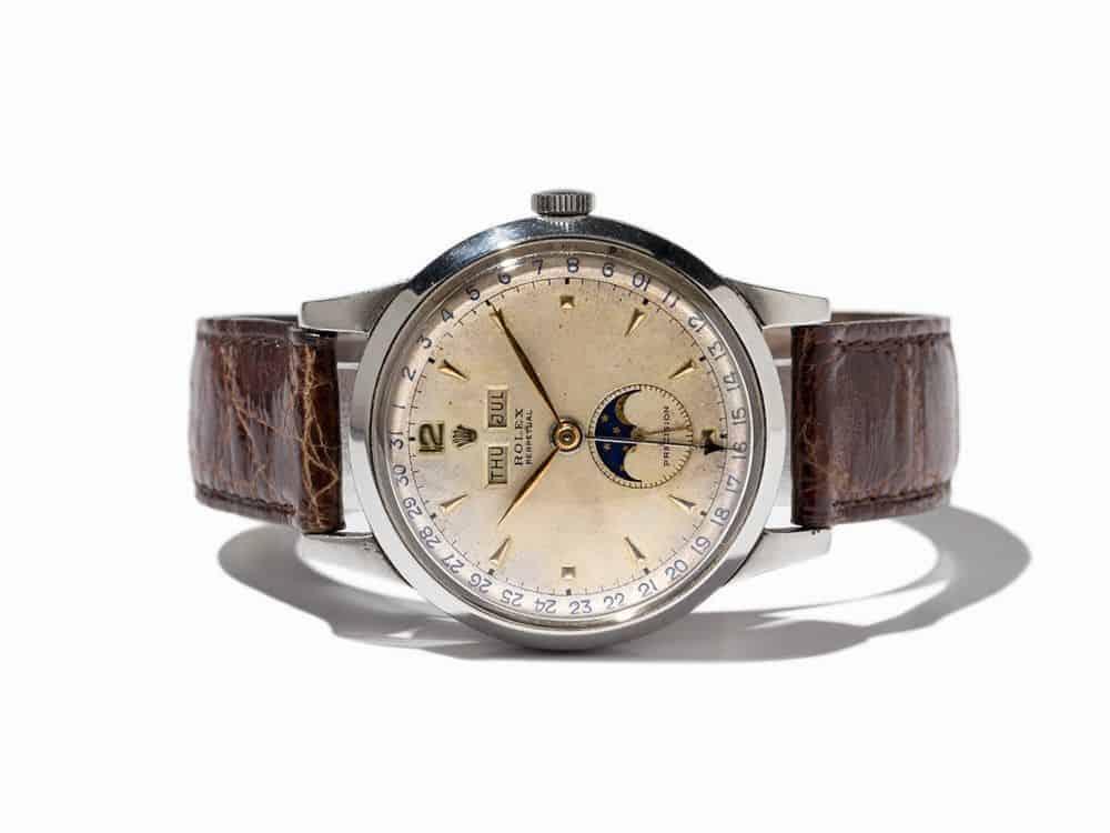 שעון רולקס פדלונה רפרנס 8171. מקור - iCollector.