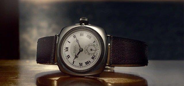שעון רולקס אויסטר משנות ה-30 של המאה הקודמת. מקור - רולקס.