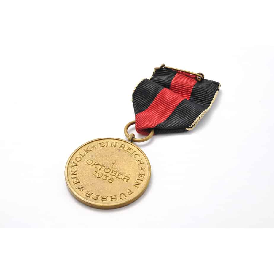 המדליה שקיבל אוסקר שינדלר. מקור - RR Auctions.