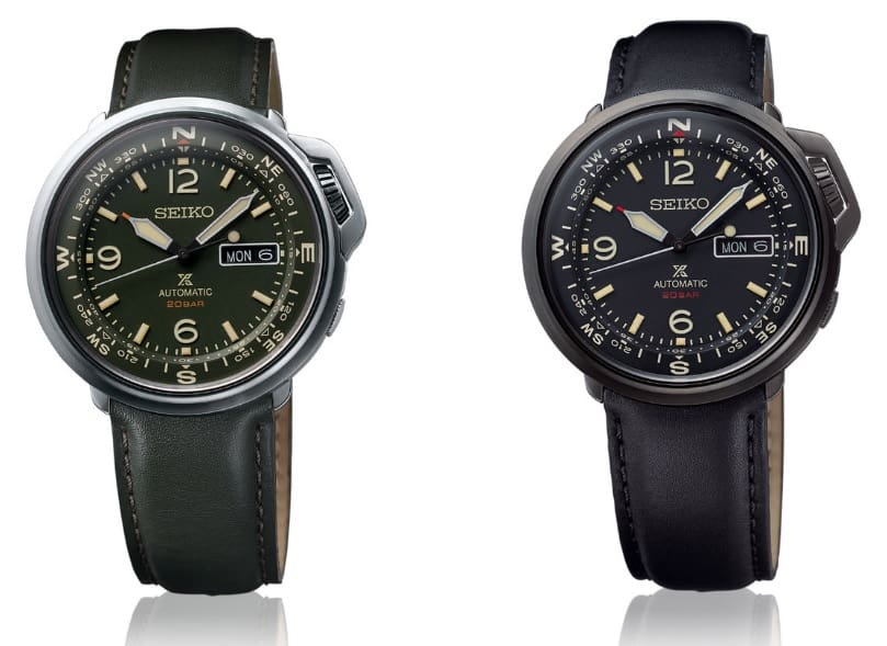 seiko prospex field watch 2019