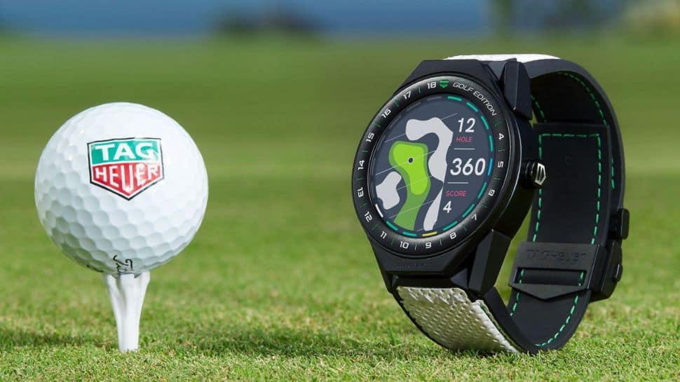 tag heuer modular 45 golf edition