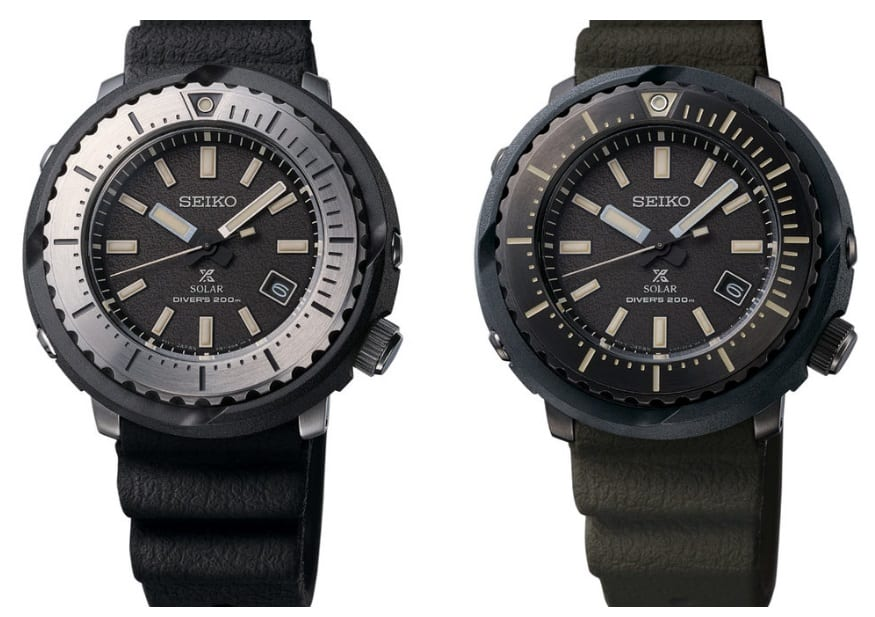 Seiko Shrouded Divers