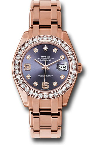 rolex pearlmaster 86285