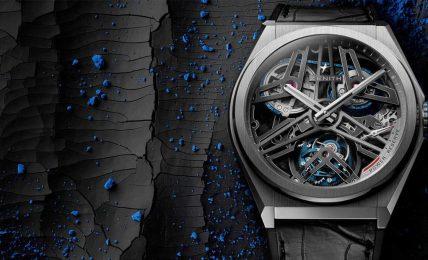 שעון הזניט דיפיי אל פרימרו פוסי טורבילון. מקור - TimeandWatches.