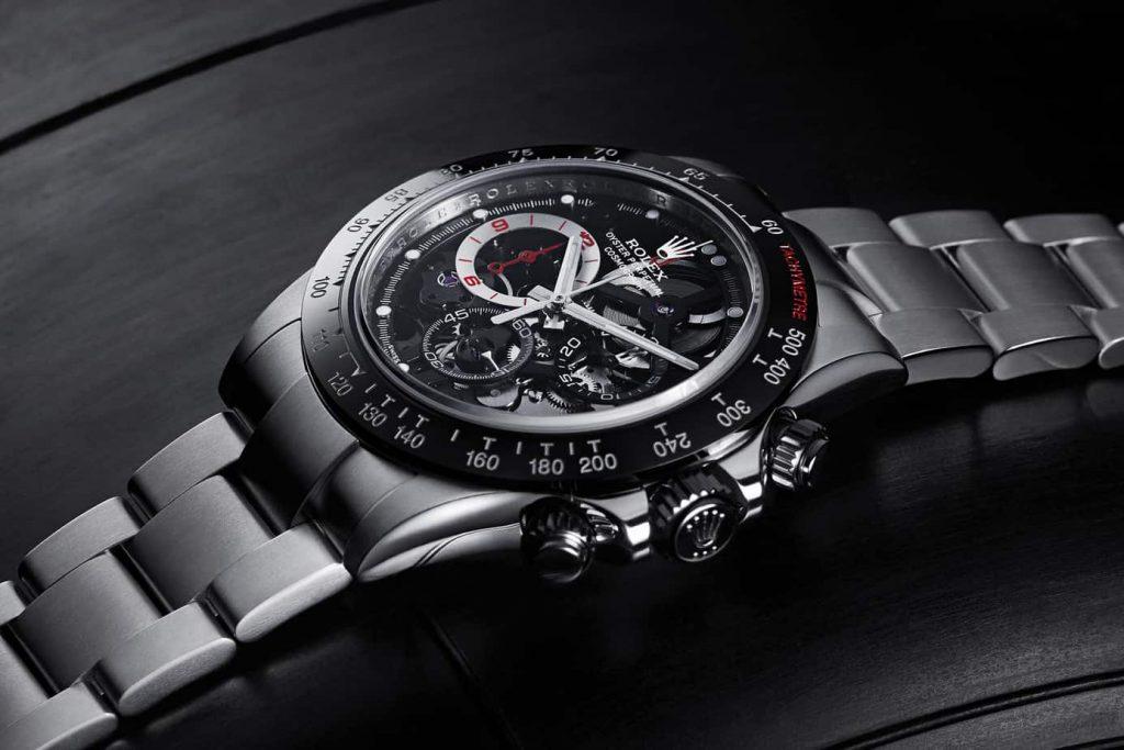 """שעון ה-""""La Barrichello"""" של סדנת העיצוב Artisans de Genève. מקור - Monochrome-Watches."""