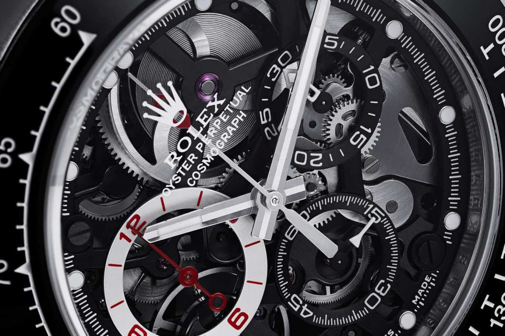 "שעון ה-""La Barrichello"" של סדנת העיצוב Artisans de Genève. מקור - Monochrome-Watches."