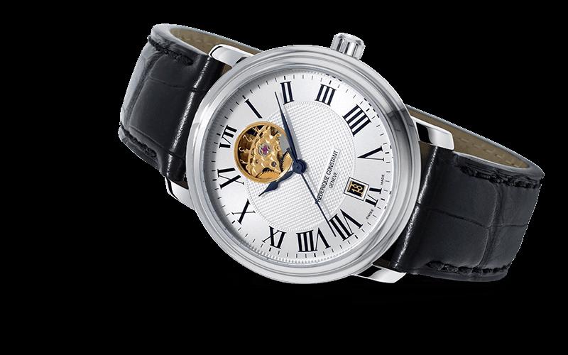 שעון פרדריק קונסנט HEART BEAT אוטומטי. מקור - פרדריק קונסטנט.
