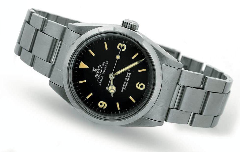 שעון הרולקס ספייס-דוולר. מקור - BobsWatches.