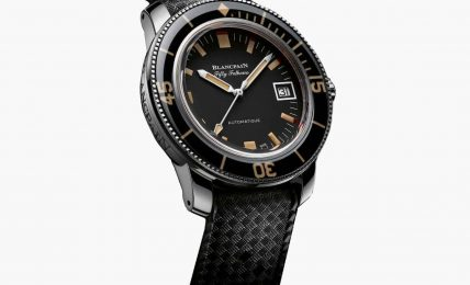 blancpain fifty fathoms side