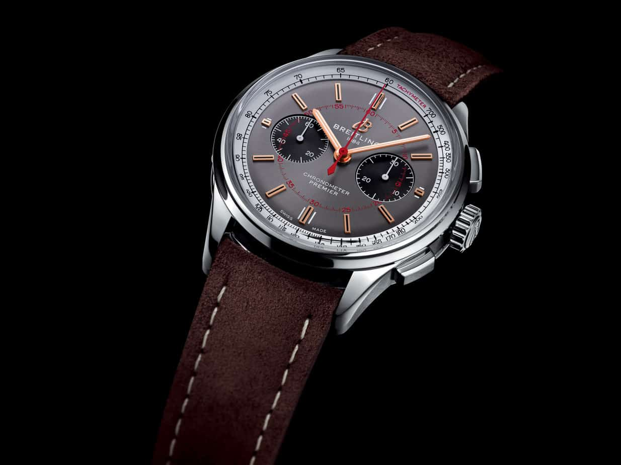 breitling premier wheels and waves