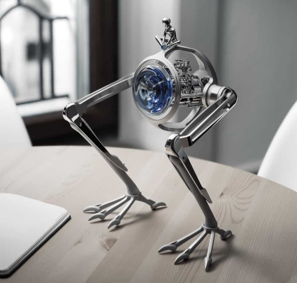 MB&F Lepee T Rex Only Watch 2019