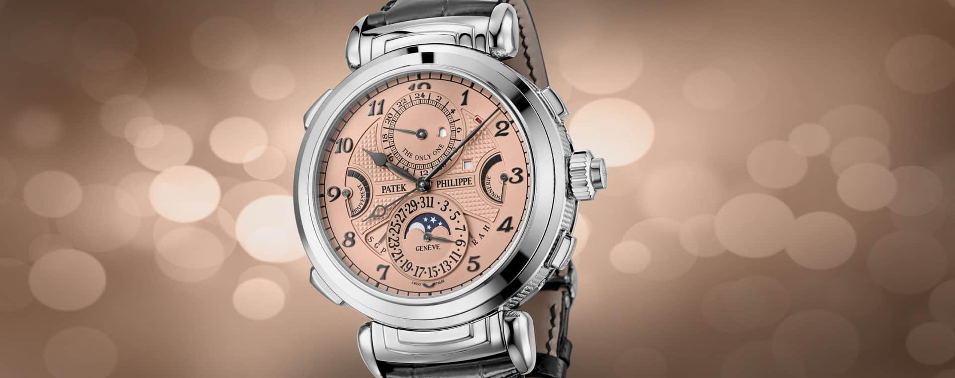 16 שעונים מדהימים שיועמדו למכירה ב-Only Watch 2019