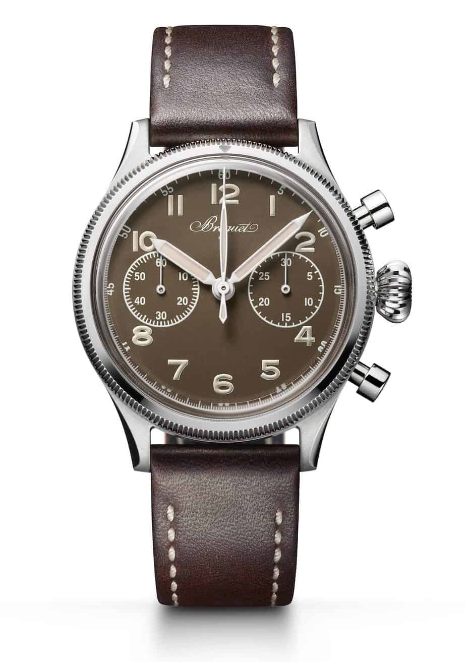breguet type 20 revival only watch 2019