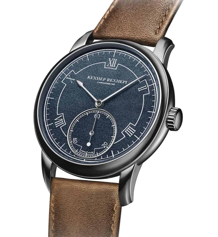 rexhap rexhapi akrivia chronometer only watch 2019