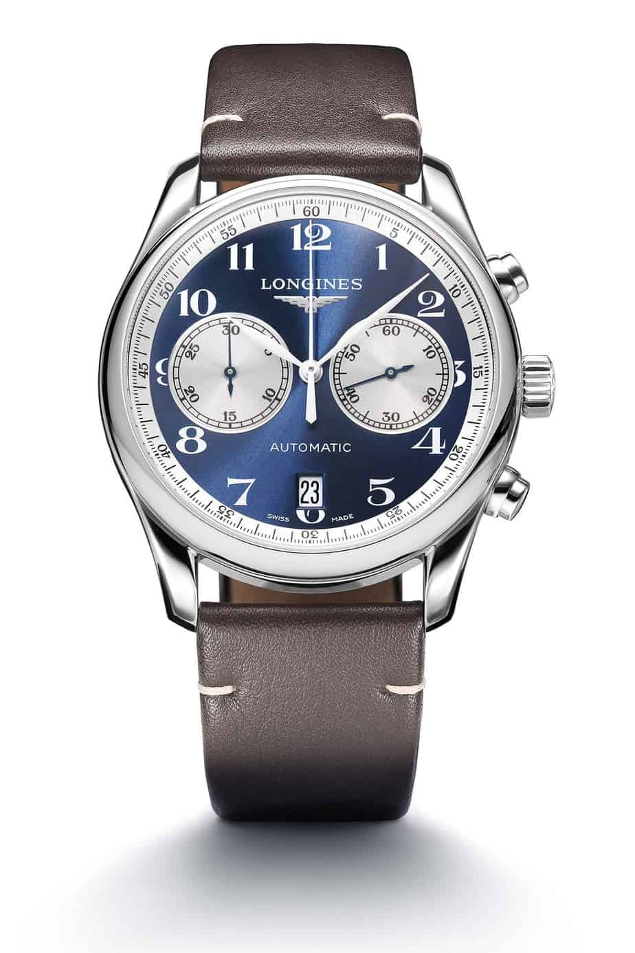 longines master collection chrono buchrer front