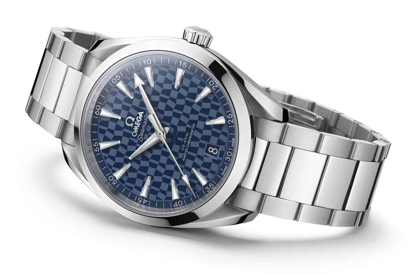 omega seamaster aqua terra tokyo metal bracelet
