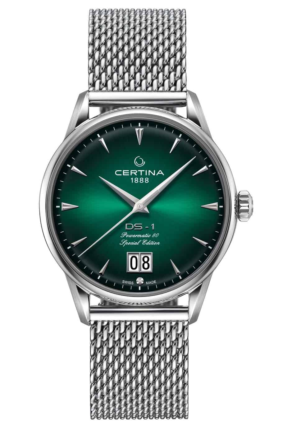 Certina DS1 60th big date