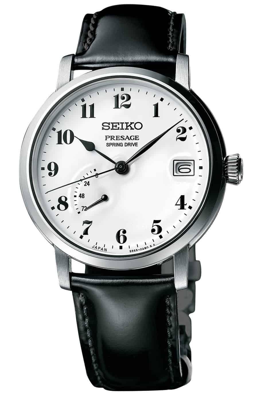 seiko presage spring drive SNR0037