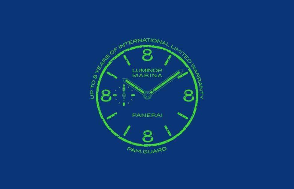 פנריי Pam.Guard - תוכנית אחריות מורחבת לשמונה שנים.