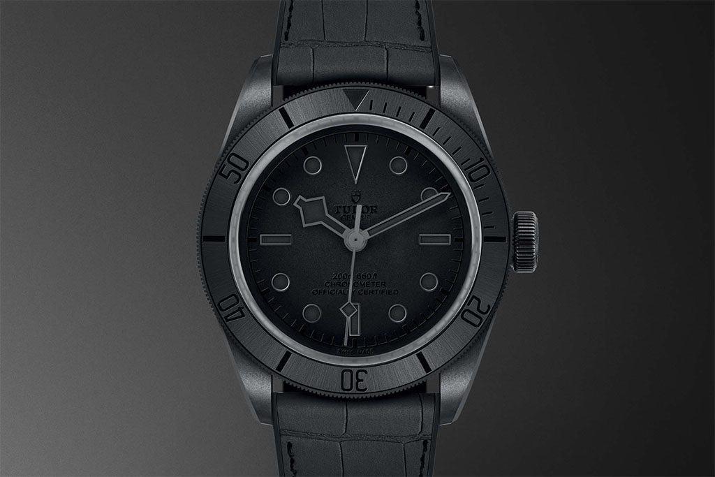 טודור Black Bay Ceramic One. מקור - Monochrome Watches.