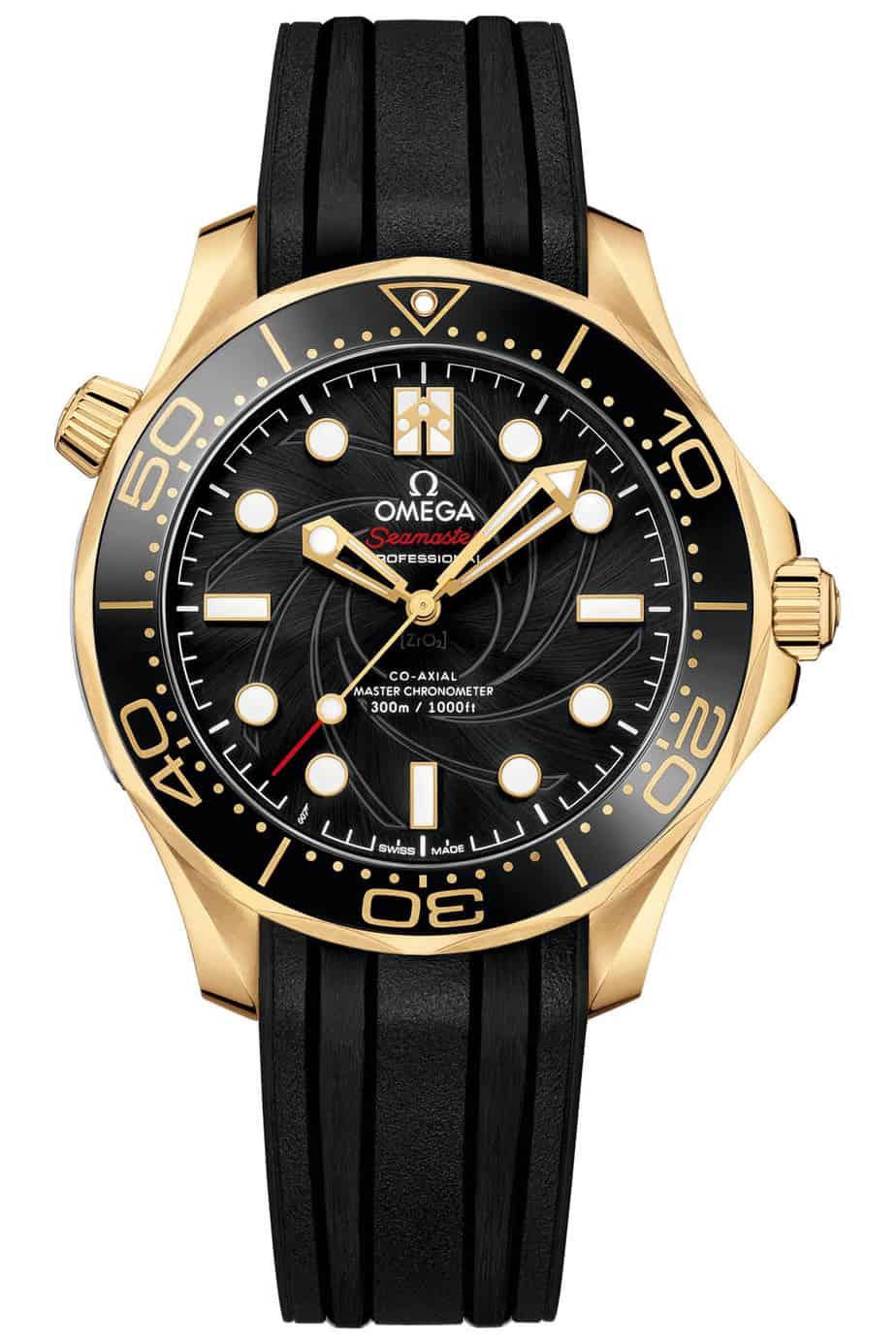 omega seamaster james bond 42 limited