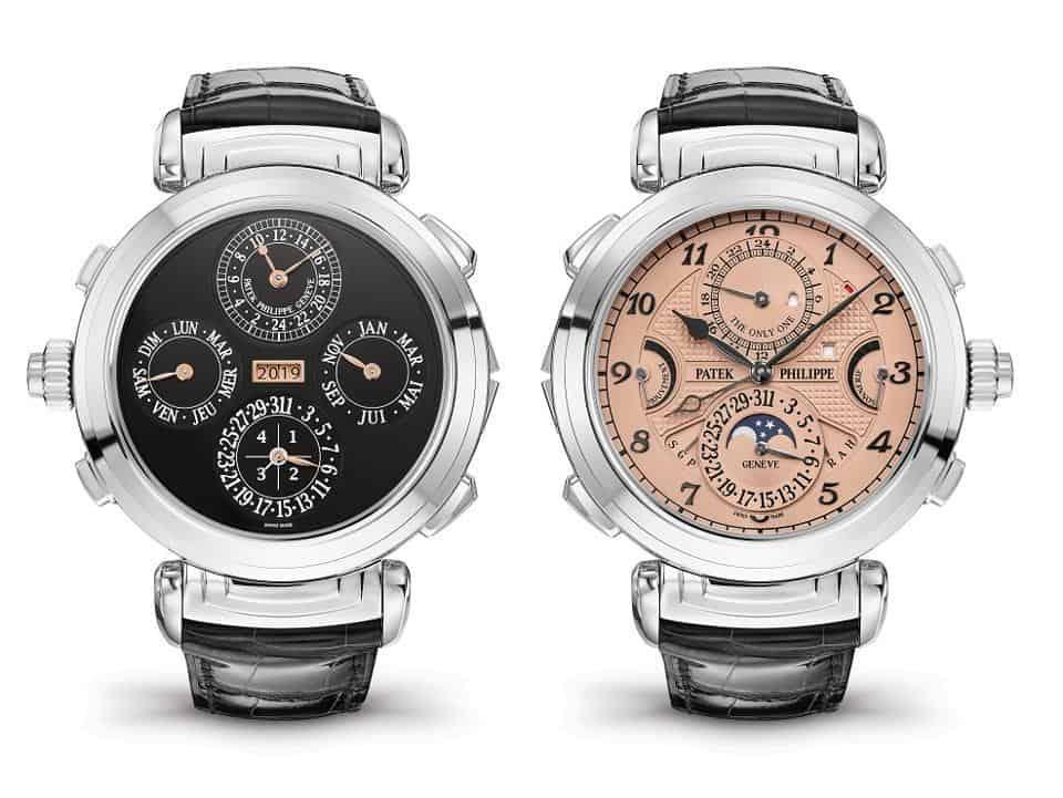 פטק פיליפ 6300A - השעון היקר ביותר בעולם. מקור - פורבס.