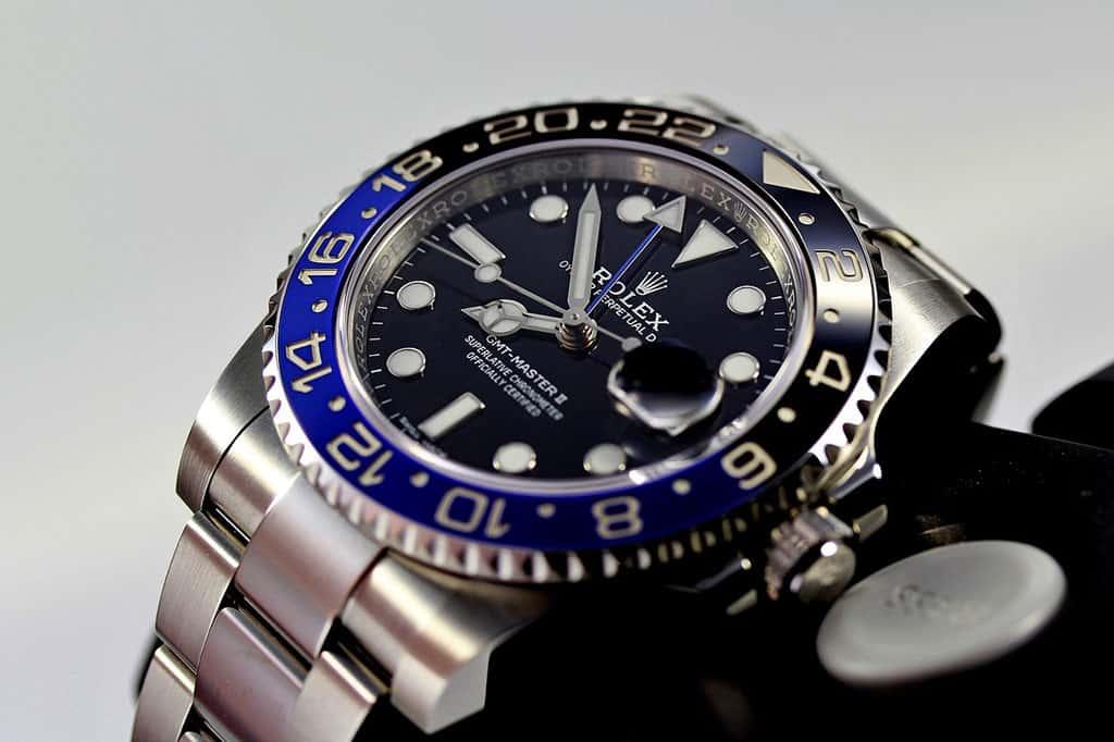 שעון רולקס GMT MASTER II בגרסת באטמן. עליית מחירים לכל דגמי רולקס ברחבי העולם?