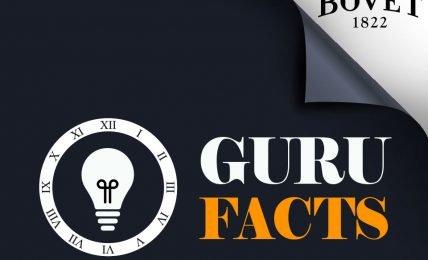 GURU FACTS. עובדות מעניינות על BOVET.