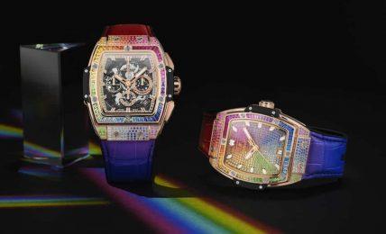 הובלו Spirit Of Big Bang Rainbow. מקור - Hautetime.