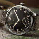 לונג'ין הריטג' מיליטרי 1938. מקור - Monochrome Watches.
