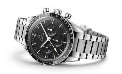 """שעון אומגה ספידמסטר """"Ed White"""" קליבר 321. רפרנס 311.30.40.30.01.001. מקור - Monochrome Watches."""