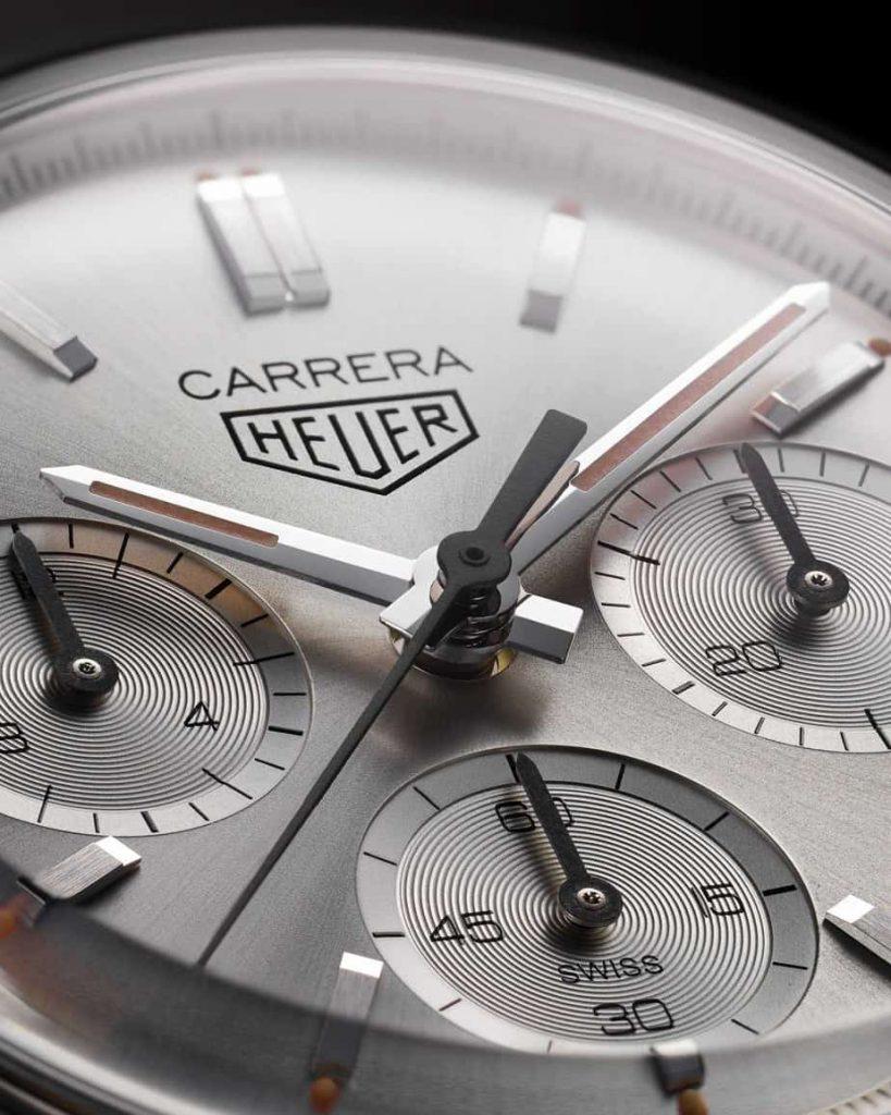 הלוח המרהיב של השעון. מקור - Fratello Watches.