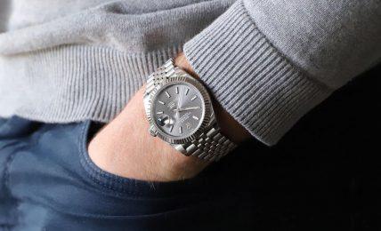 איך לצלם את השעון שלכם