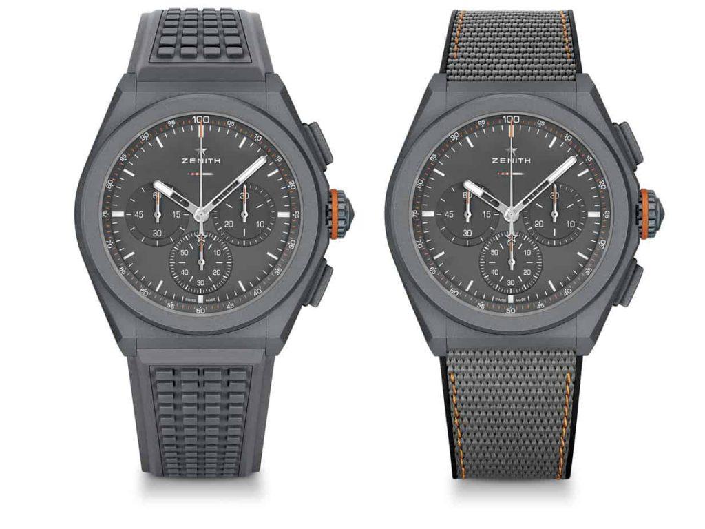 זניט דפיי 21 לנד רובר 2020. מקור - Monochrome Watches.
