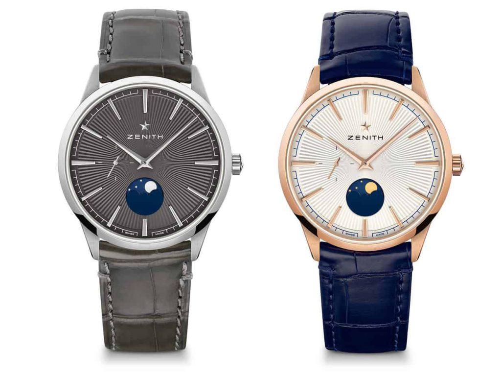 שני הדגמים בסדרה. מקור - Monochrome Watches.