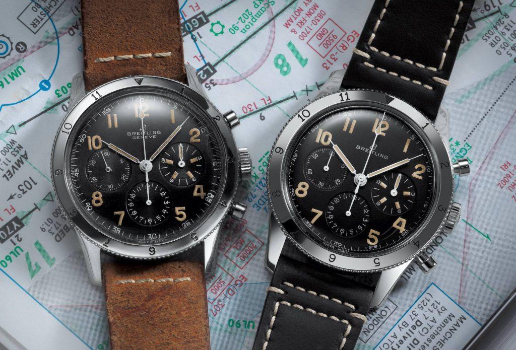 השעונים המקוריים משנת 1953. מקור - Monochrome Watches.