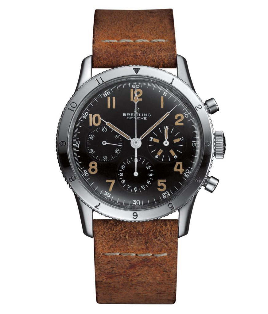 השעון המקורי משנת 1953. מקור - Monochrome Watches.