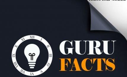 GURU FACTS - עובדות שאתם צריכים להכיר על ריצ'רד מיל.