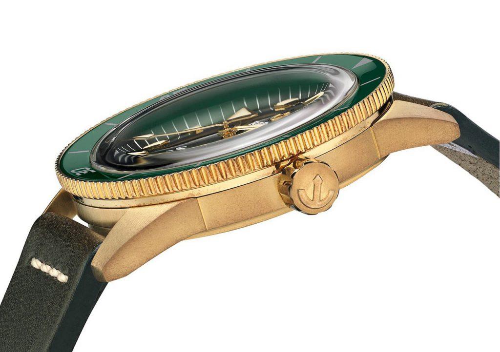 גוף הברונזה של השעונים החדשים. מקור - TimeandWatches.