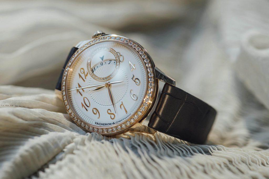 """שעון 35 מ""""מ מקולקציית ה-Égérie של וושרון קונסטנטין. מקור - Monochrome Watches."""