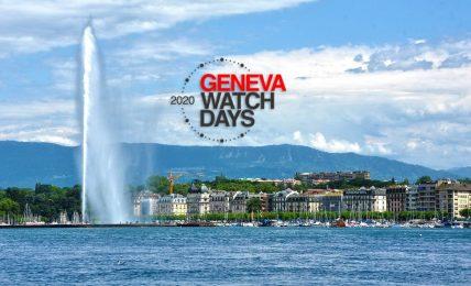 לוגו כבר יש. לא בטוח שהרבה יותר מזה. Geneva Watch Days.