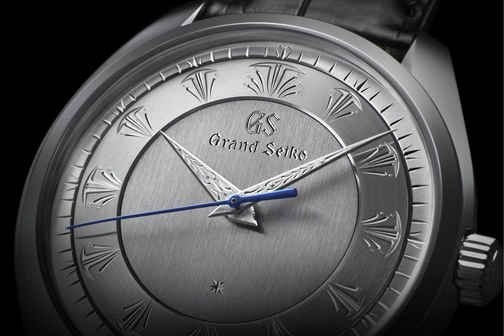 הלוח המרהיב של שעון ה-SBGW263. מקור - Hodinkee.