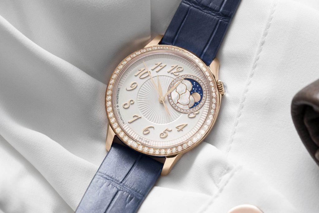 שעון מסדרת ה-EGERIE של וושרון קונסטנטין. מקור - Monochrome Watches.