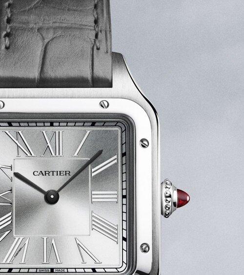 הכתר עם אבן האודם של השעון. מקור - WatchCollectingLifeStyle.