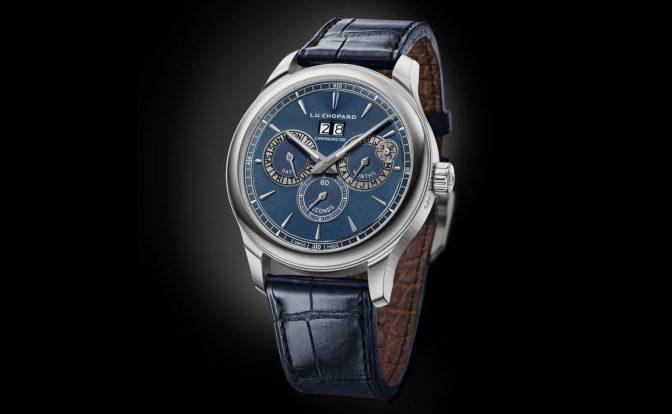 שופארד L.U.C Perpetual Twin 2020. מקור - Monochrome Watches.