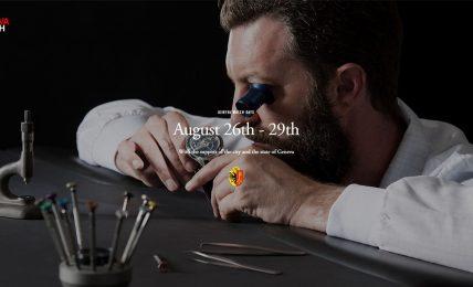 Geneva Days תערך בסוף אוגוסט 2020