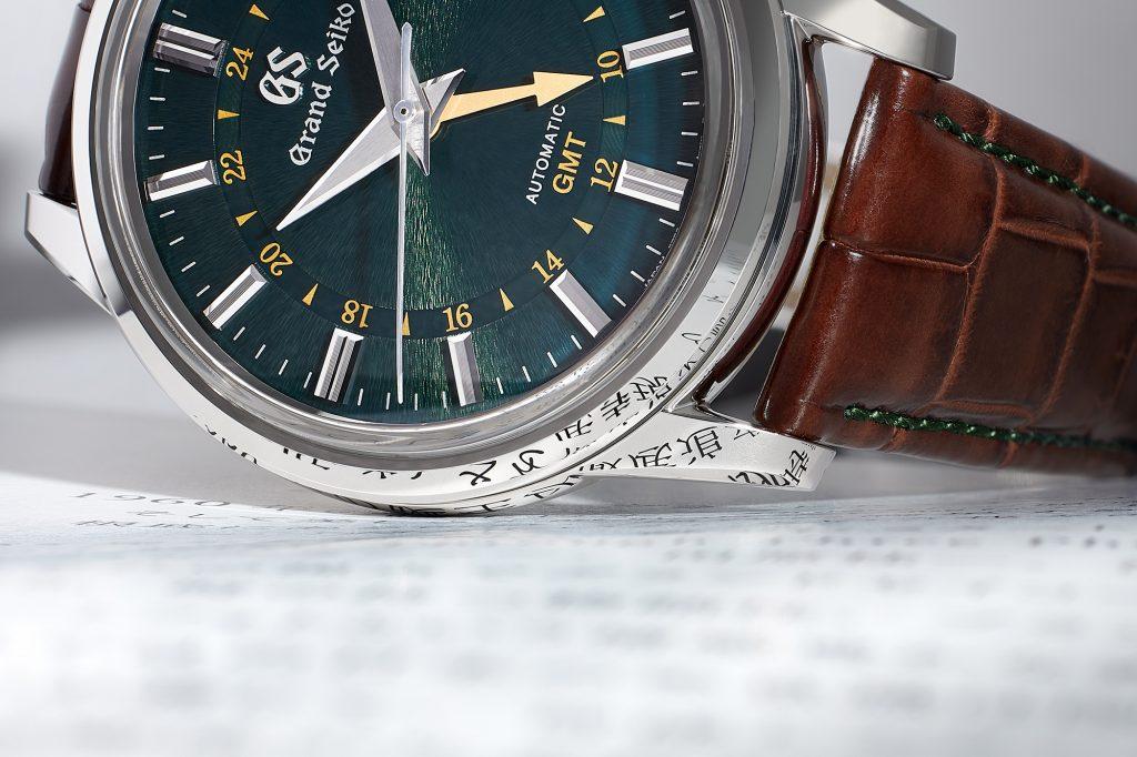 הלוח המיוחד של השעון. מקור - Worn & Wound.